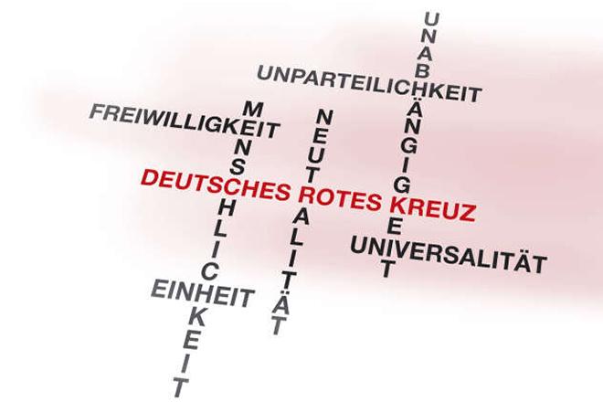 Grundsätze des Roten Kreuzes und des Roten Halbmondes