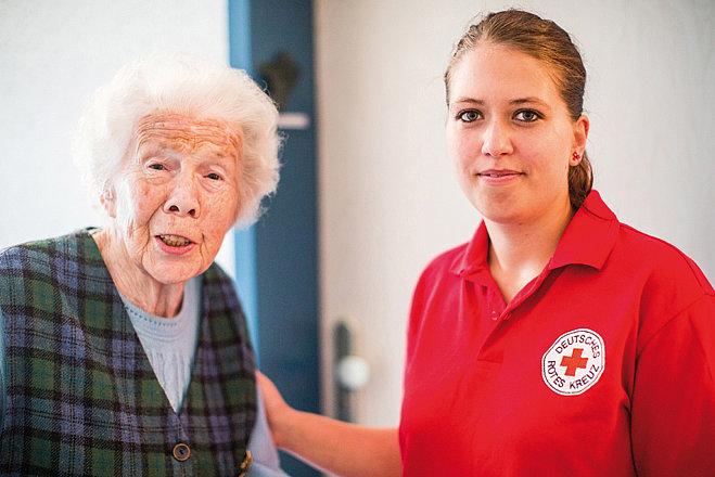 Erste Hilfe für Senioren