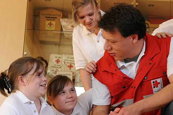 Rotkreuzkurs Erste Hilfe am Kind